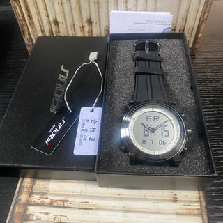sinobiブランドスポーツクロノグラフメンズ腕時計デジタルクオーツムーブメント(腕時計(デジタル))