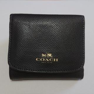 COACH - COACH三つ折り財布 美品