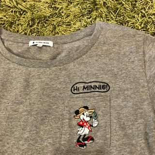 グローバルワーク(GLOBAL WORK)のグローバルワーク ミッキー Tシャツ(Tシャツ(半袖/袖なし))
