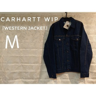 カーハート(carhartt)のCarhartt WIP☆western jacket 新品未使用タグあり(Gジャン/デニムジャケット)