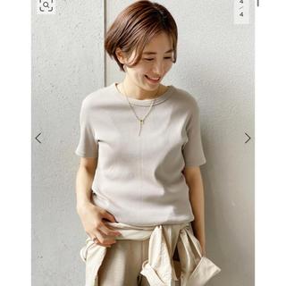 DEUXIEME CLASSE - Deuxieme Classe EVERYDAY テレコ Tシャツ
