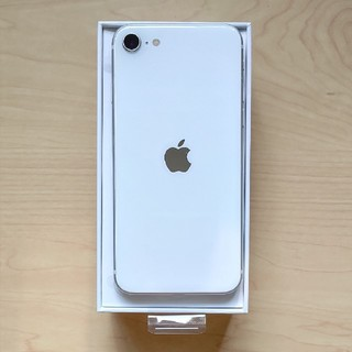 iPhone - iPhone SE 2    white 64Gb