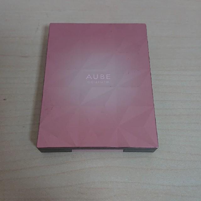 AUBE couture(オーブクチュール)のオーブクチュール   ブラシひと塗りアイシャドウ コスメ/美容のベースメイク/化粧品(アイシャドウ)の商品写真
