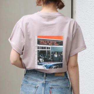 Ungrid - Ungrid Tシャツ 今季