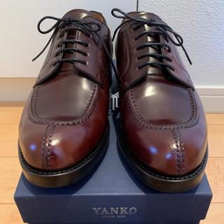 ヤンコ(YANKO)のYANKO(ヤンコ)コードバン靴(ドレス/ビジネス)