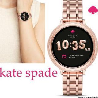 ケイトスペードニューヨーク(kate spade new york)のKate Spade スマートウォッチ定価50,760円(腕時計)
