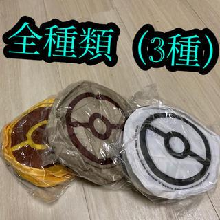ポケモン - セブンイレブン エコバッグ ポケモン 3種セット
