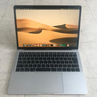 Mac (Apple) - MacBook Air 2018 シルバー CTO 16GB 256GB