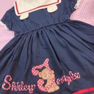 Shirley Temple - シャーリーテンプル 130 クマ