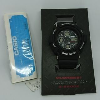 ジーショック(G-SHOCK)の◯G-SHOCK MIB  メンインブラック【マッドマン】◯(腕時計(デジタル))