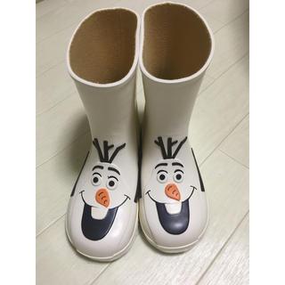 ダイアナ(DIANA)のダイアナ キッズレインブーツ オラフ 19センチ(長靴/レインシューズ)