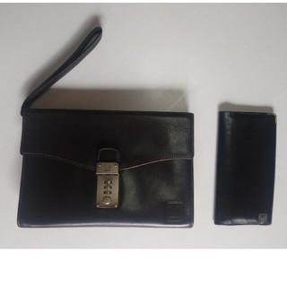 ダンヒル(Dunhill)のダンヒルセカンドバッグ、長財布(セカンドバッグ/クラッチバッグ)