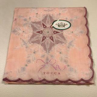 トッカ(TOCCA)のTOCCA♡ハンカチ✨新品未使用(ハンカチ)