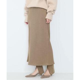 アパルトモンドゥーズィエムクラス(L'Appartement DEUXIEME CLASSE)のアメリカーナ サーマル スカート(ロングスカート)