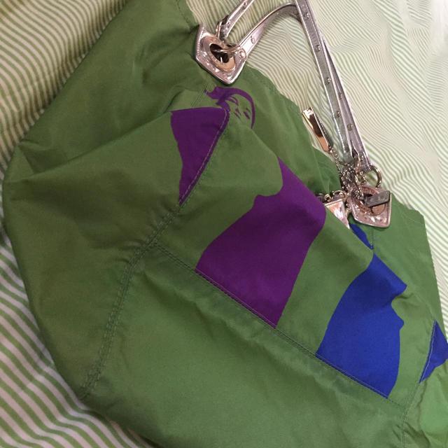 COACH(コーチ)のコーチ トートバック ミニポーチ付❣️専用❣️ レディースのバッグ(トートバッグ)の商品写真