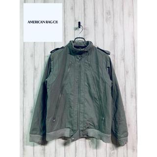AMERICAN RAG CIE - AMERICAN RAG CIE blouson jacket ブルゾン グレー