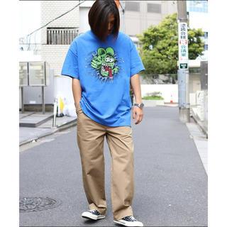 ハフ(HUF)の☆即購入🆗・美品・完売品・ ROOP TOKYO☆(Tシャツ/カットソー(半袖/袖なし))