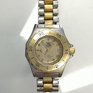 タグホイヤー(TAG Heuer)の質流れ品E!TAG HEUER タグホイヤー 3000 レディース腕時計(腕時計)