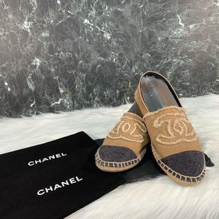 シャネル(CHANEL)のCHANEL エスパドリーユ 靴 シャネル(その他)