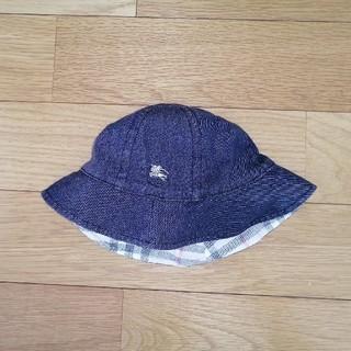 バーバリー(BURBERRY)のBURBERRY ハット(帽子)