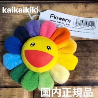 [国内正規品]kaikaikiki  村上 隆 レインボーフラワーバッヂ