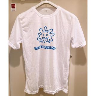 ユニクロ(UNIQLO)の【未使用】非売品 イベント限定 Water Wars Tシャツ(Tシャツ/カットソー(半袖/袖なし))
