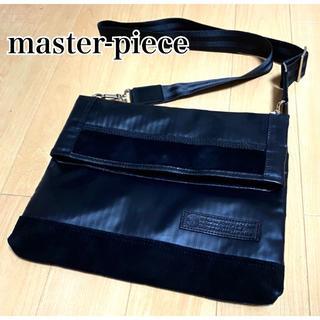 マスターピース(master-piece)のmaster piece ☆ 美品 2WAY ショルダーバッグ(ショルダーバッグ)