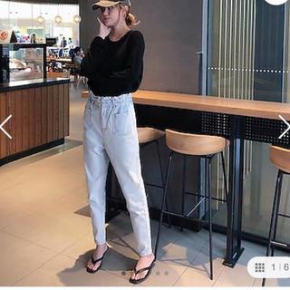 ZARA - 韓国ファッション デニム パンツ ZARA