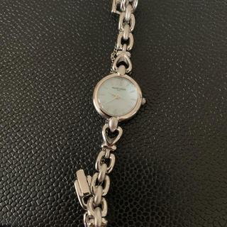 マリクレール(Marie Claire)のマリークレール 腕時計 シルバー 美品(腕時計)