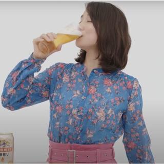 Isabel Marant - 石田ゆり子着 イザベルマラン フラワー柄 ブラウス シャツ