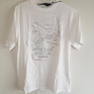 ゴールデングース(GOLDEN GOOSE)のGOLDEN GOOSE 白 Tシャツ(Tシャツ(半袖/袖なし))