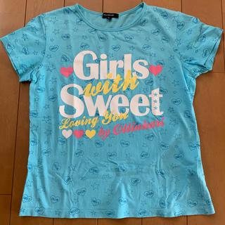 オリンカリ(OLLINKARI)のOLLINKARI  Tシャツ 160cm(Tシャツ/カットソー)