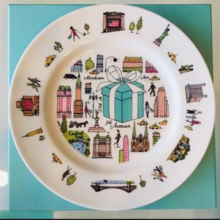 Tiffany & Co. - 【新品未使用品】ティファニー 食器 お皿 2枚セット箱付き