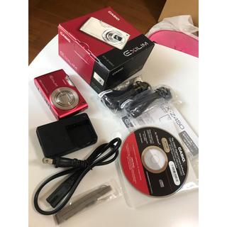 カシオ(CASIO)のCASIO EXILIM ZOOM EX-Z450RD(コンパクトデジタルカメラ)