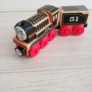 フィッシャープライス(Fisher-Price)の木製 トーマス ヒロ(電車のおもちゃ/車)