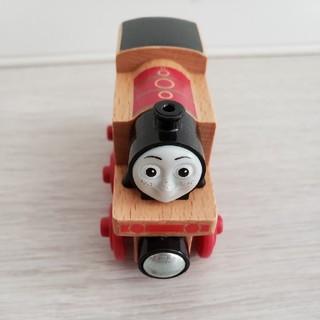 フィッシャープライス(Fisher-Price)の木製 トーマス ロージー(電車のおもちゃ/車)