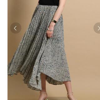 aquagirl - 格安今期新品約1.8万aquagirl アシンメトリースカートS