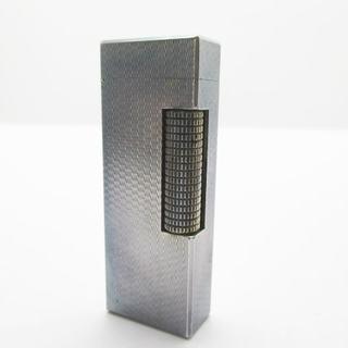 ダンヒル(Dunhill)のダンヒル ライター - シルバー 金属素材(タバコグッズ)