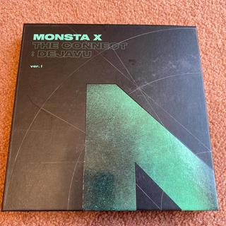 MONSTA X THE CONNECT: DEJAVU(アイドルグッズ)