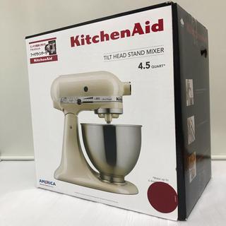 【新品】キッチンエイド 4.5 レッド 赤 卓上ミキサー スタンドミキサー