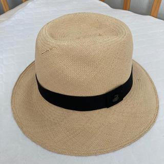 イデー(IDEE)のエクアドルハット XL イデーshop購入(麦わら帽子/ストローハット)