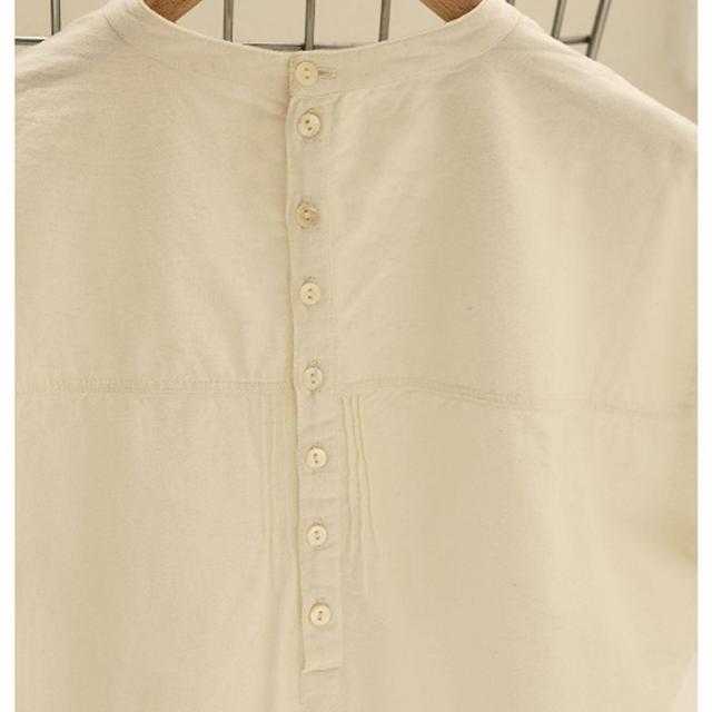 TODAYFUL(トゥデイフル)の最終値下げ TODAYFUL ハーフスリーブドレスシャツ レディースのトップス(シャツ/ブラウス(半袖/袖なし))の商品写真