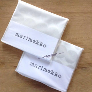 マリメッコ(marimekko)のピローケース 2枚セット(シーツ/カバー)