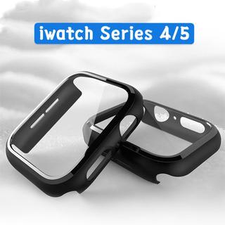 アップル(Apple)のApple Watch Series 4/5 耐衝撃カバー ケース【黒】(腕時計(デジタル))