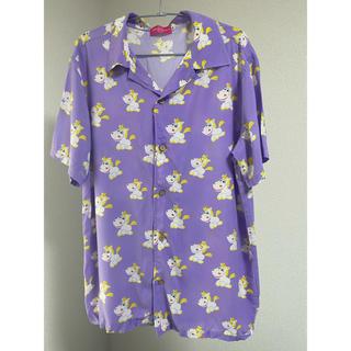 ディズニー(Disney)のディズニー アロハシャツ Mサイズユニセックス(シャツ/ブラウス(半袖/袖なし))