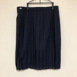 制服 夏用スカート(ひざ丈スカート)
