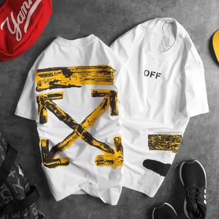 OFF-WHITE - Off white 新作 オフホワイト Tシャツ