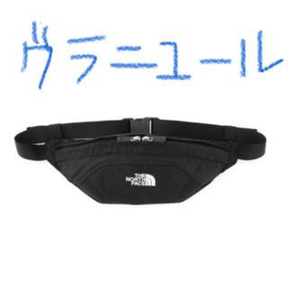 ザノースフェイス(THE NORTH FACE)のこきんmama様専用 ノースフェイス グラニュール ウエストポーチ 黒 ブラック(ボディーバッグ)