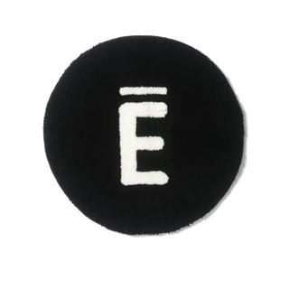 1LDK SELECT - E ROUND RUG BLACK ennoyラグ