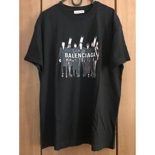 Balenciaga - Real Balenciaga ミディアムフィットTシャツ